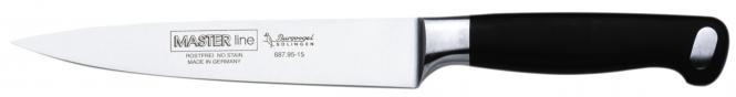BURGVOGEL Filiermesser 15cm  Master Line